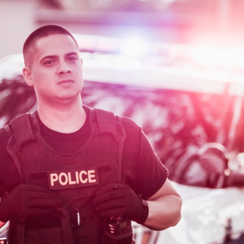 Serving Those Who Serve: Finding Meaningful Work as a Police Chaplain