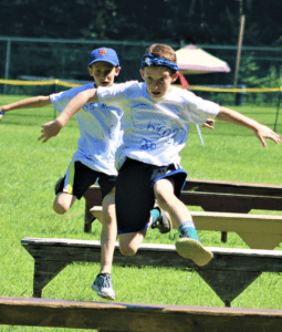 summer camp builds careers